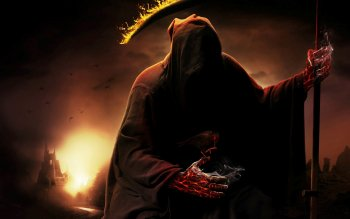 Dark - Grim Reaper Wallpapers and Backgrounds ID : 330897