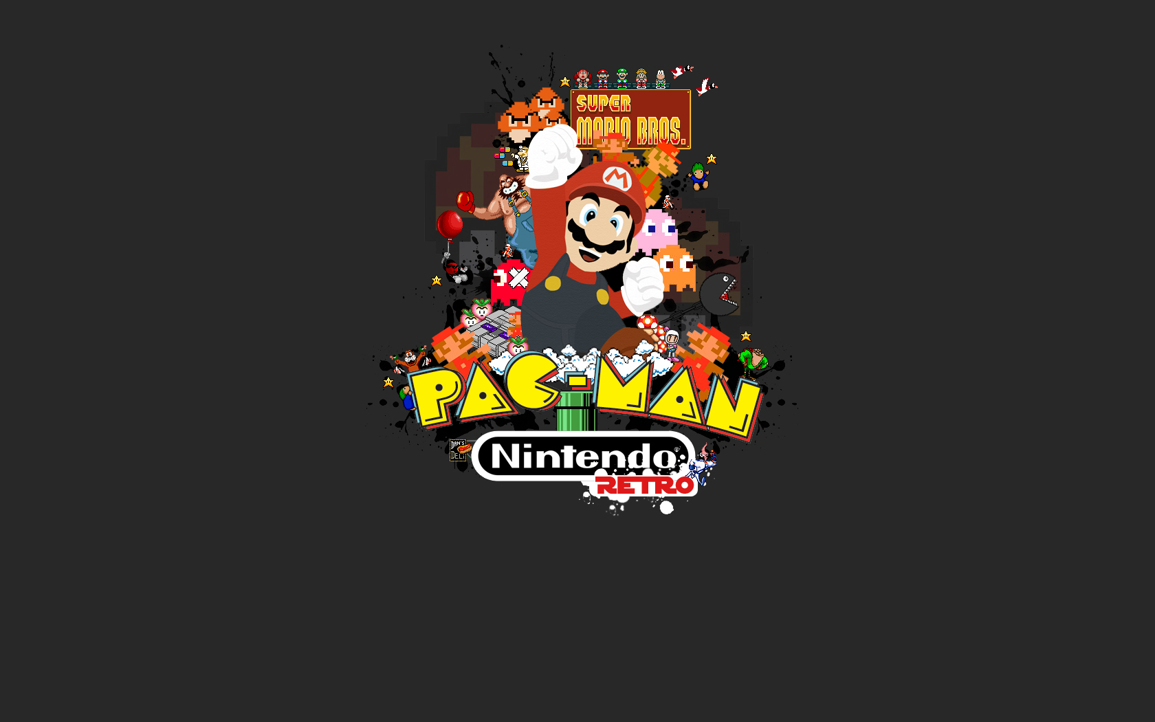 Nintendo Wallpaper and Background Image   1680x1050   ID:331249 - Wallpaper Abyss