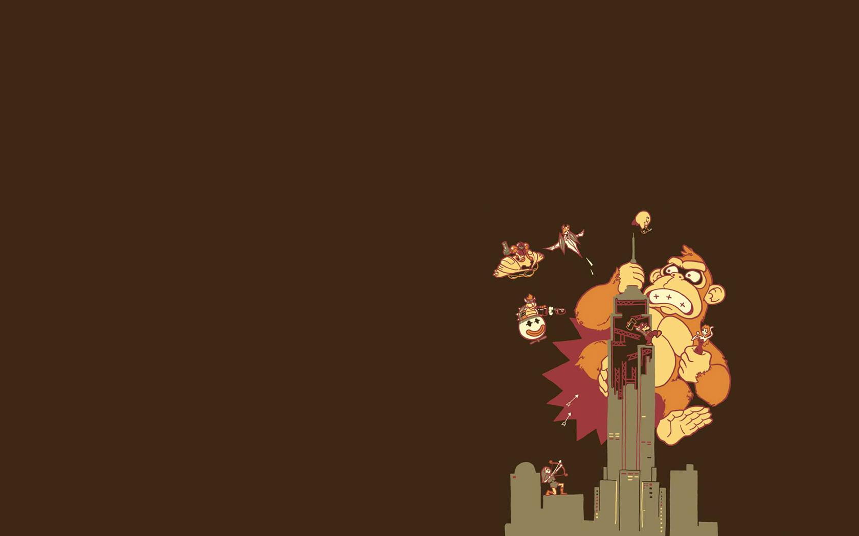 Donkey Kong Fondo De Pantalla And Fondo De Escritorio