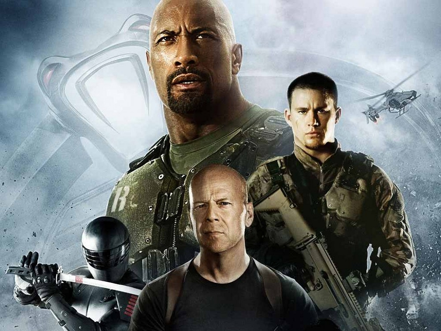38 G.I. Joe: Retaliation HD Wallpapers | Backgrounds - Wallpaper Abyss