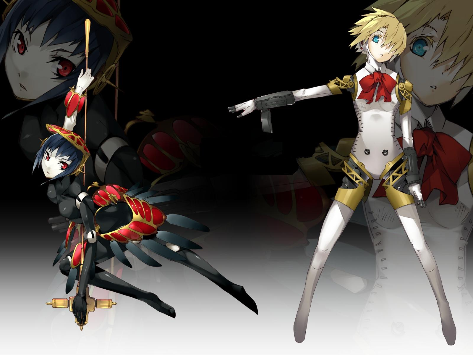 Dating aigis persona 3 wallpaper