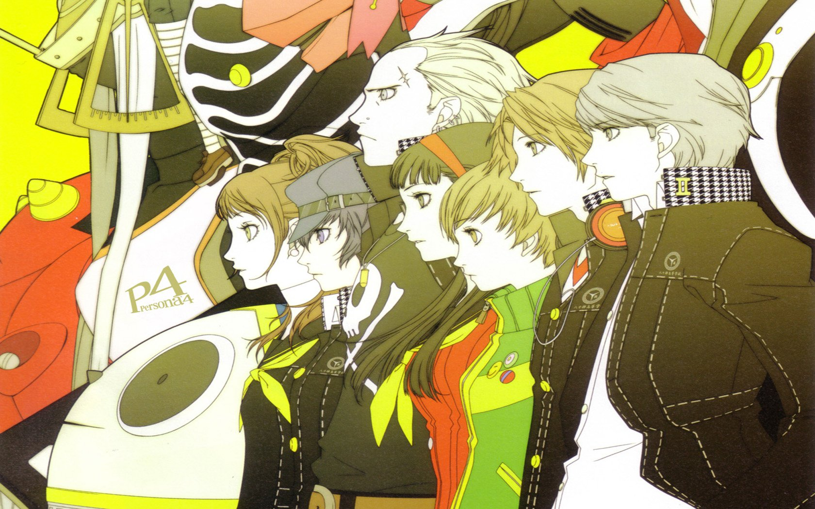 Persona 4 Wallpaper and Background Image | 1680x1050 | ID ...
