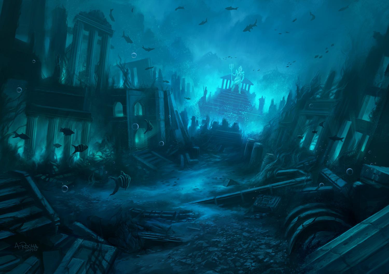 Pourparlers en Atlantis 332397