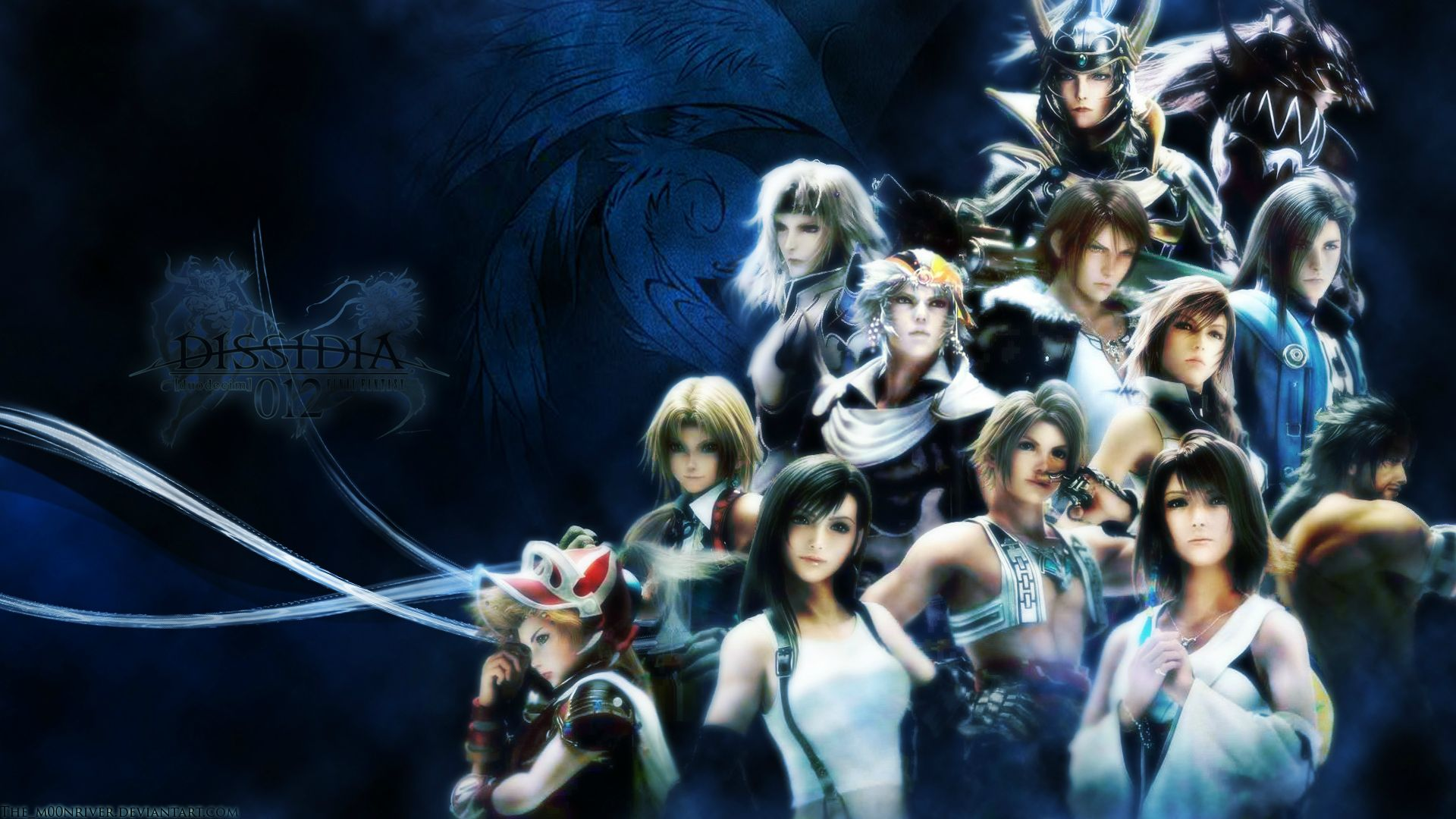 Dissidia 012: Final Fantasy HD Wallpaper | Background Image | 1920x1080 | ID:332757 - Wallpaper Abyss