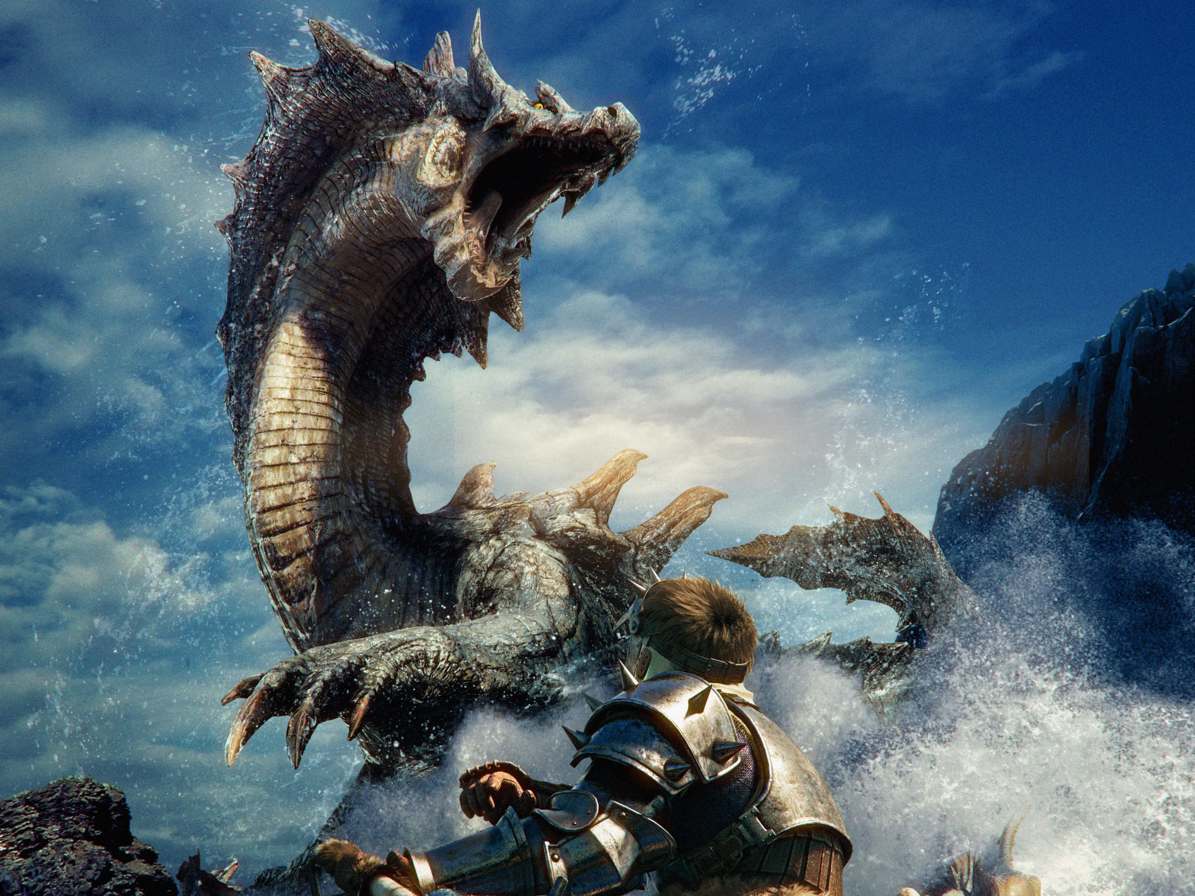 8 Monster Hunter 3 Hd Wallpapers Background Images Wallpaper Abyss