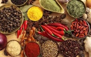 Alimento - Herbs And Spices Wallpapers and Backgrounds ID : 332051