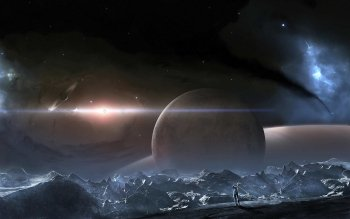 Science-Fiction - Landschaft Wallpapers and Backgrounds ID : 332226