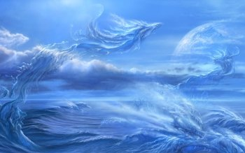 Fantasy - Ocean Wallpapers and Backgrounds ID : 332294