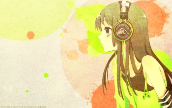 Anime - Headphones Wallpapers and Backgrounds ID : 332643