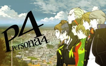 Video Game - Persona 4 Wallpapers and Backgrounds ID : 332678