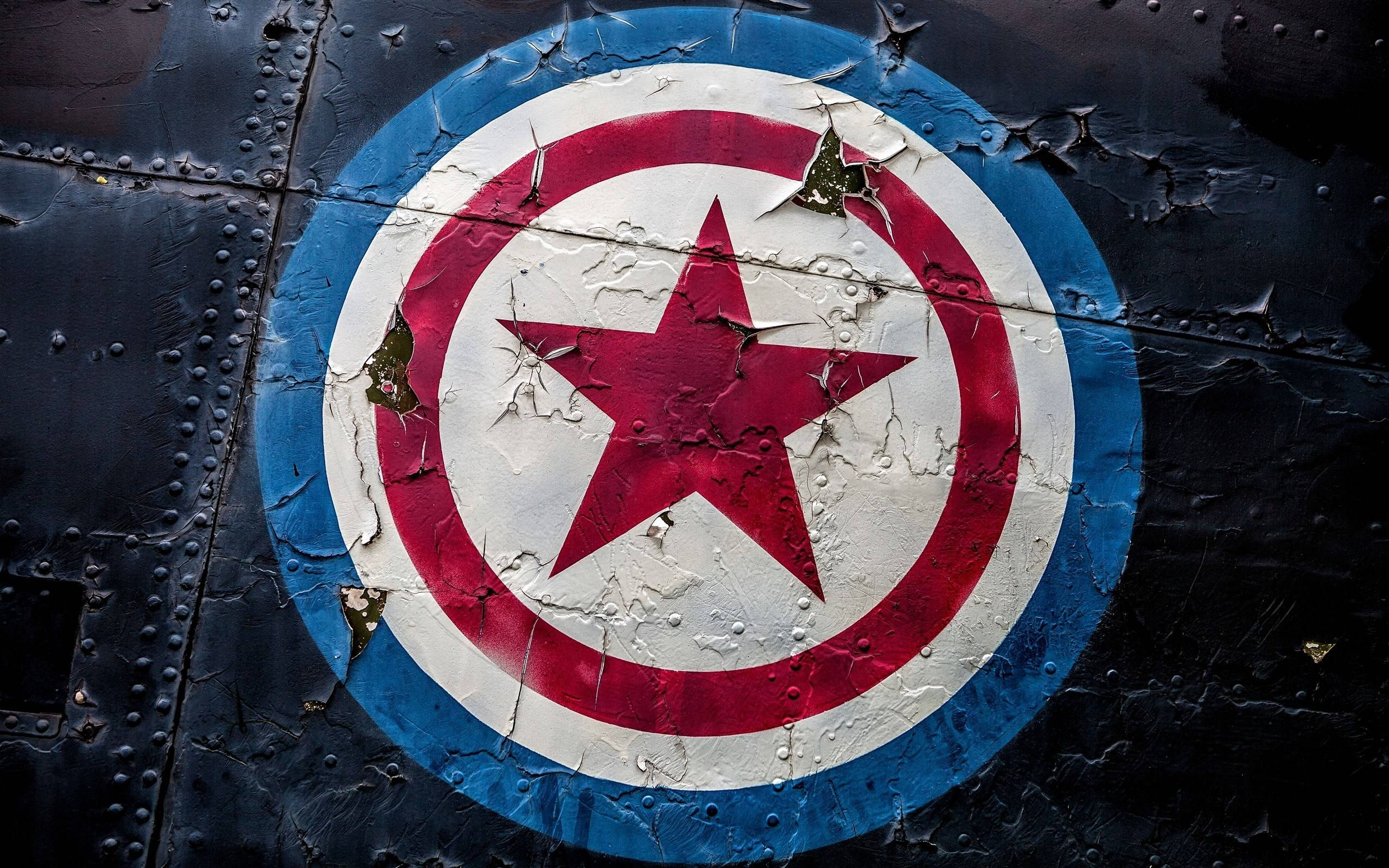 Captain America Full Hd Wallpaper And Background