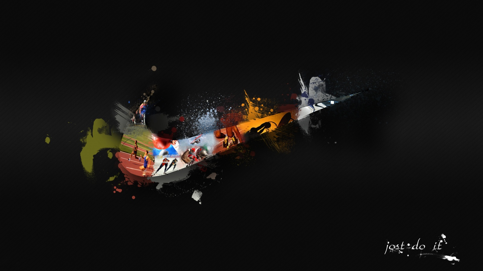 Nike Swoosh Wallpapers: Nike Wallpaper And Background Image