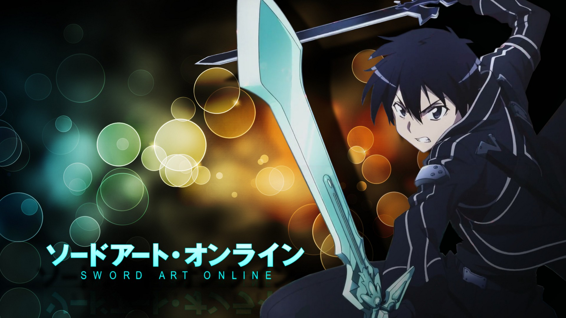 Sword Art Online HD Wallpaper
