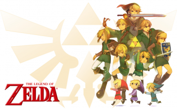 Video Game - Zelda Wallpapers and Backgrounds
