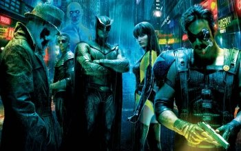 Film - Watchmen Wallpapers and Backgrounds ID : 333796