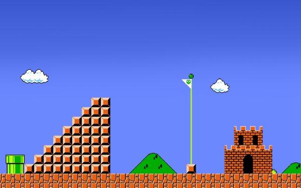 Video Game Super Mario Bros. Mario HD Wallpaper | Background Image