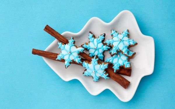Holiday Christmas Cookie Cinnamon HD Wallpaper | Background Image