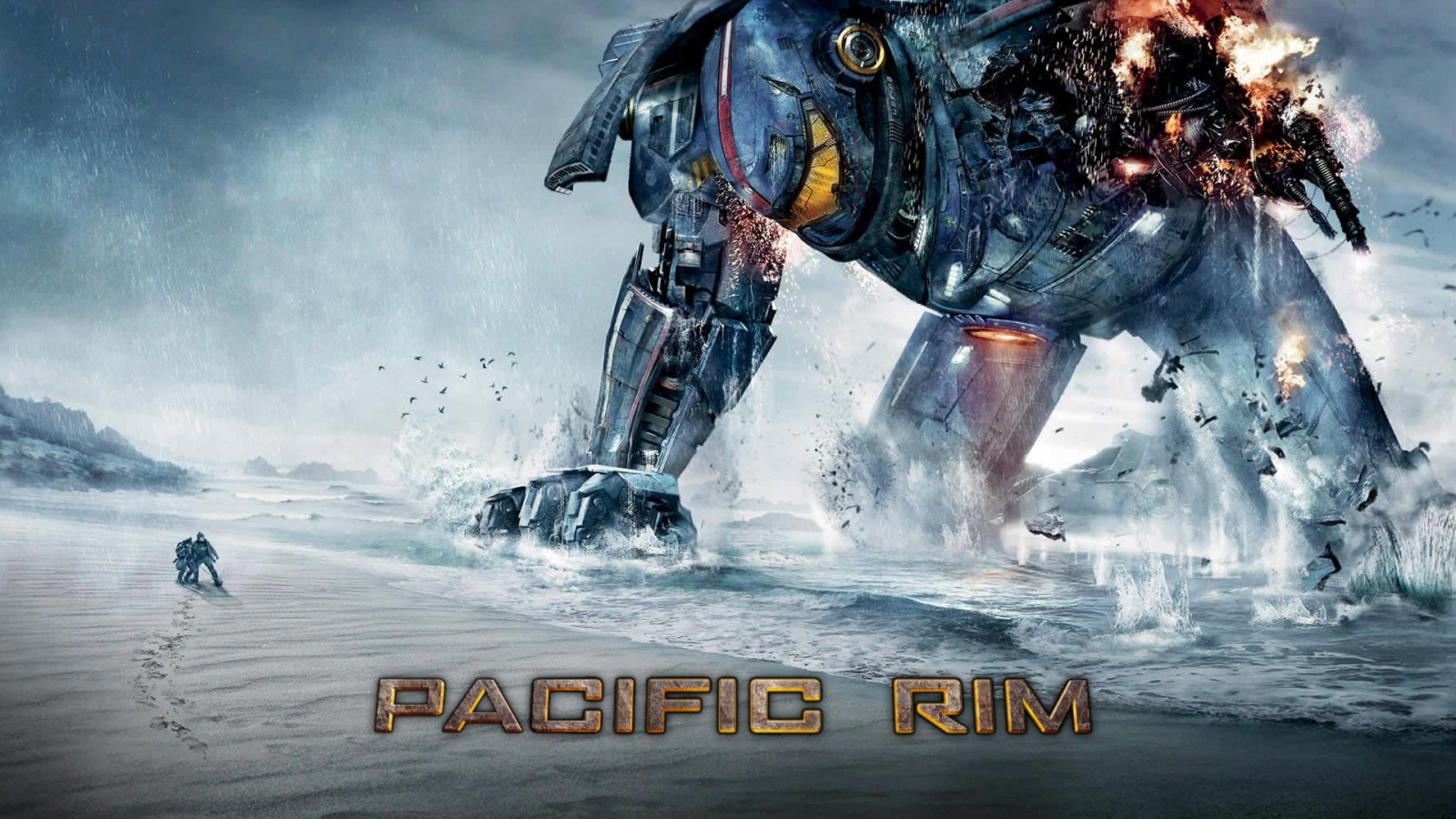 Pacific Rim Wallpaper And Background Image 1600x900 Id 334543