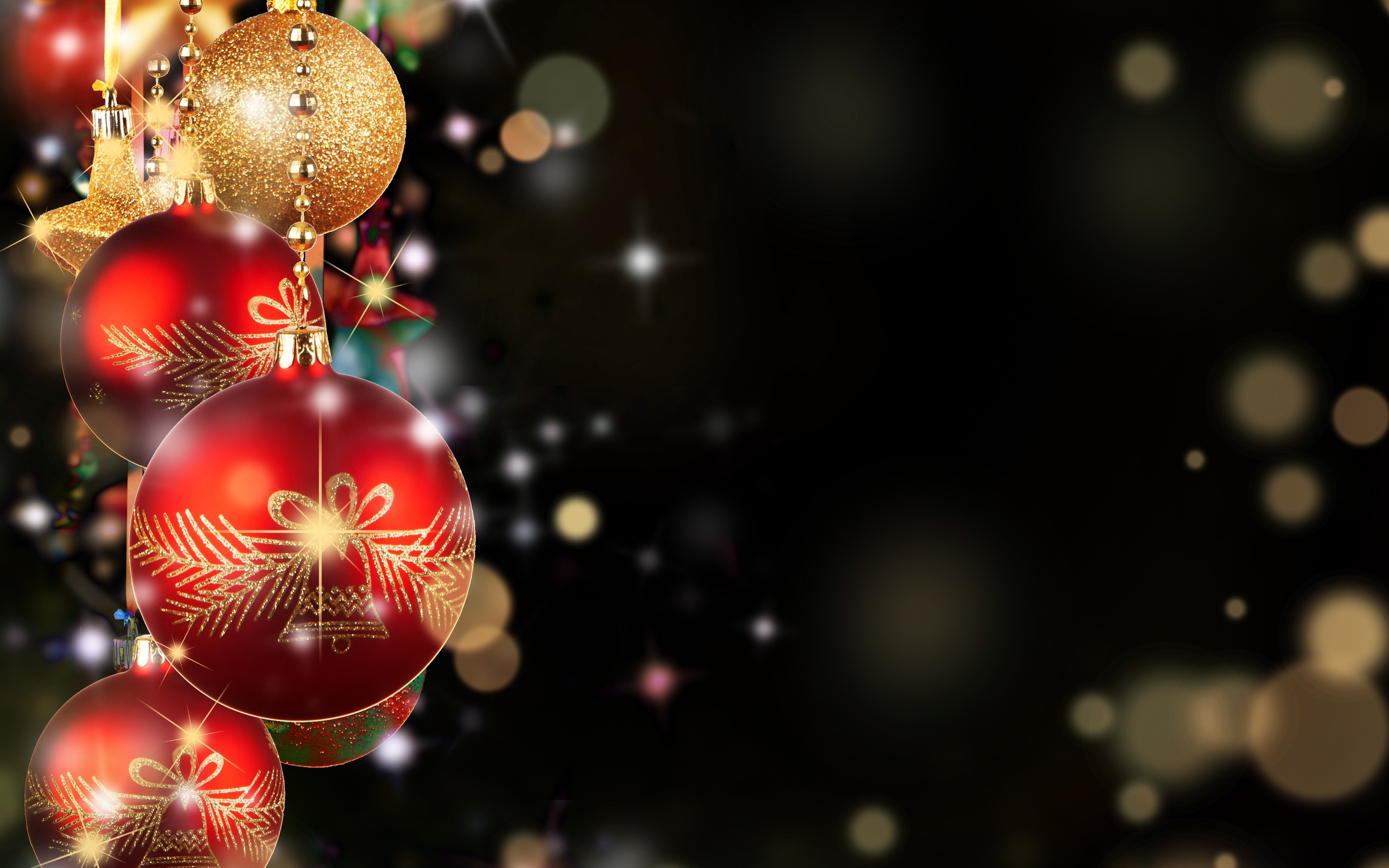 Christmas Full HD Wallpaper and Background Image
