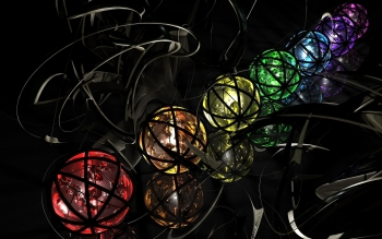 CGI - Sphere Wallpapers and Backgrounds ID : 334677