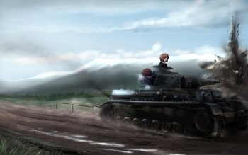 Anime - Girls Und Panzer Wallpapers and Backgrounds ID : 335150