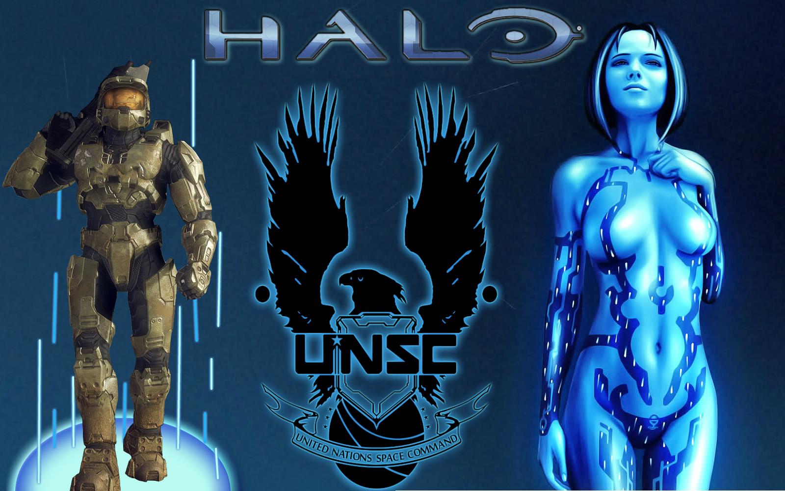Video Game - Halo  Cortana (Halo) Wallpaper