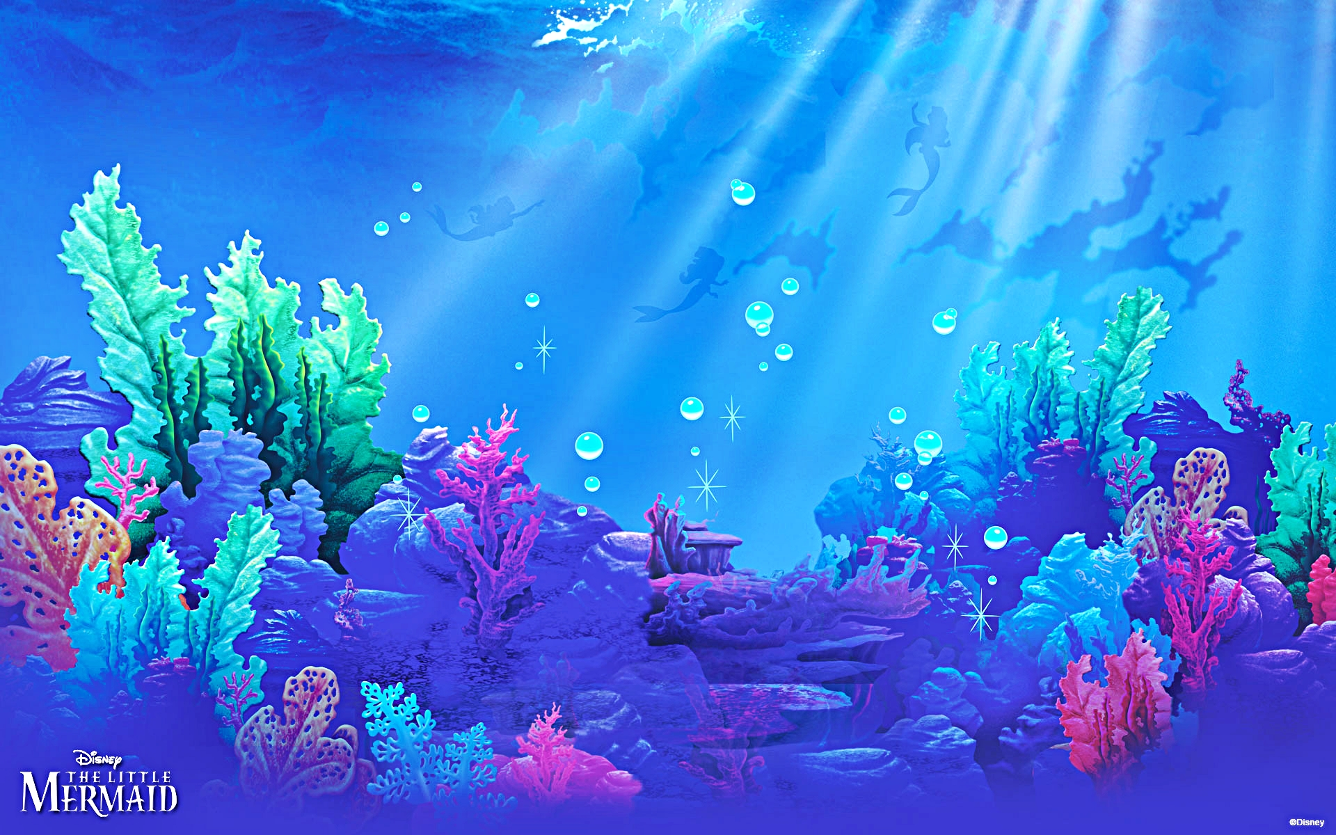 the little mermaid wallpaper images pictures becuo