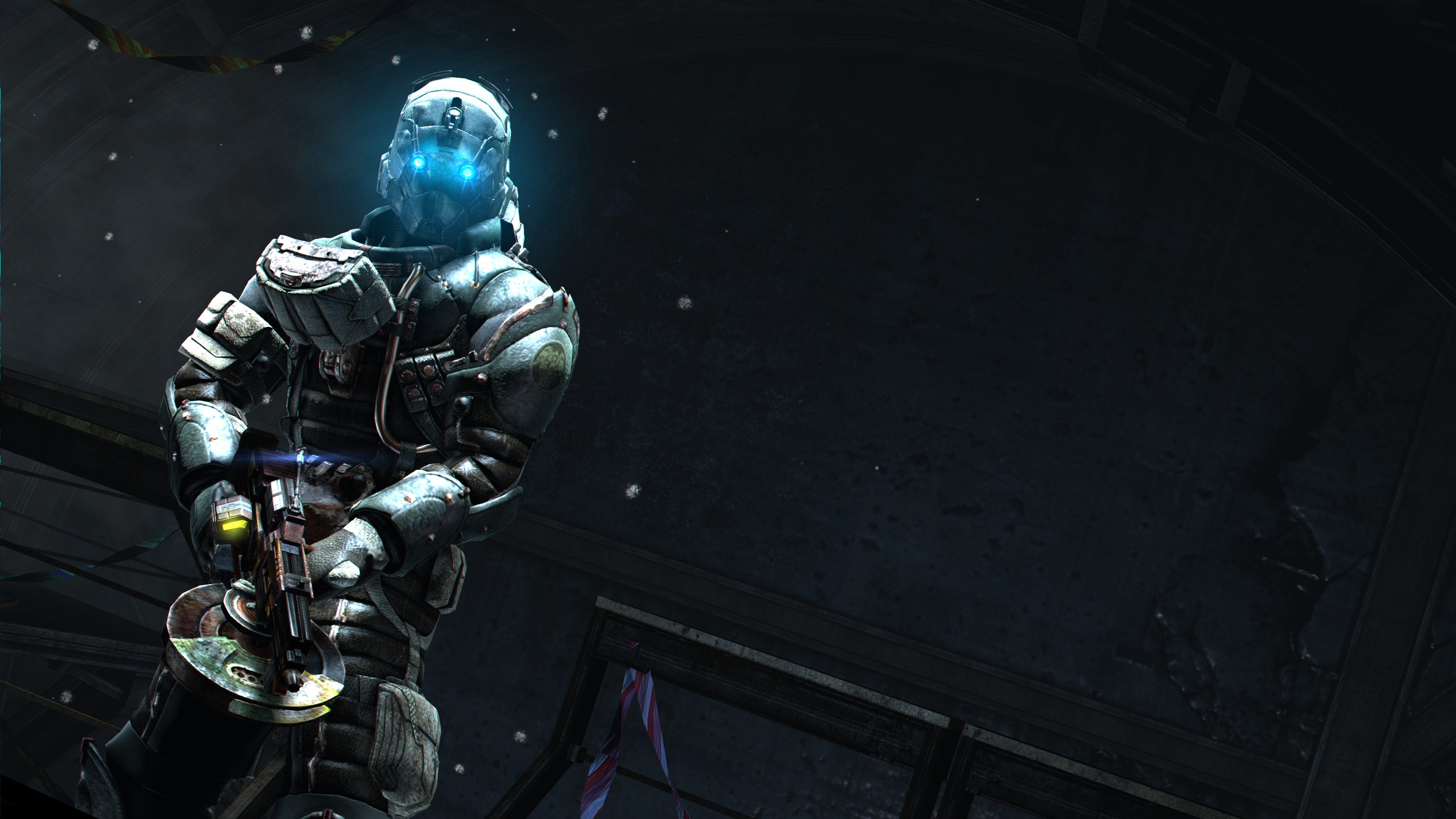 dead space 3 4k ultra hd wallpaper and background image
