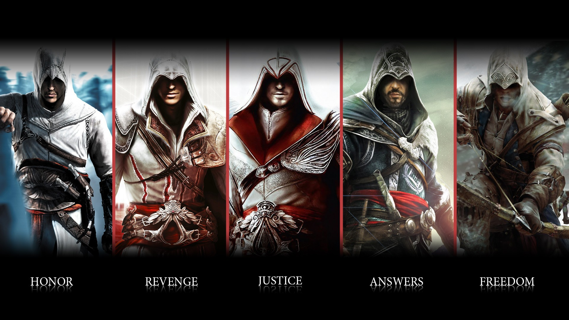 Assassin S Creed Hd Wallpaper Background Image 1920x1080 Id