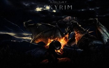 Video Game - Skyrim Wallpapers and Backgrounds ID : 337369
