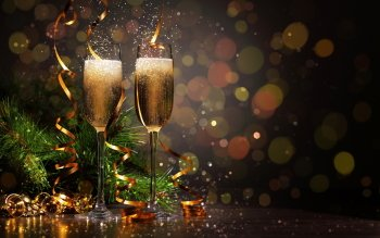 Holiday - New Year Wallpapers and Backgrounds ID : 337741