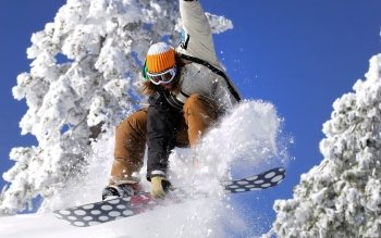 Sports - Snowboarding Wallpapers and Backgrounds ID : 337747