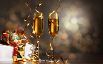 Holiday - New Year Wallpapers and Backgrounds ID : 337834
