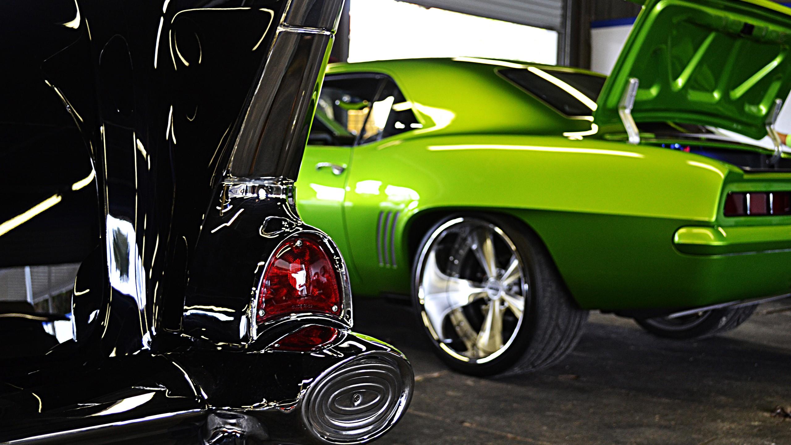 Chevrolet Camaro Hd Wallpaper Background Image 2560x1440 Id