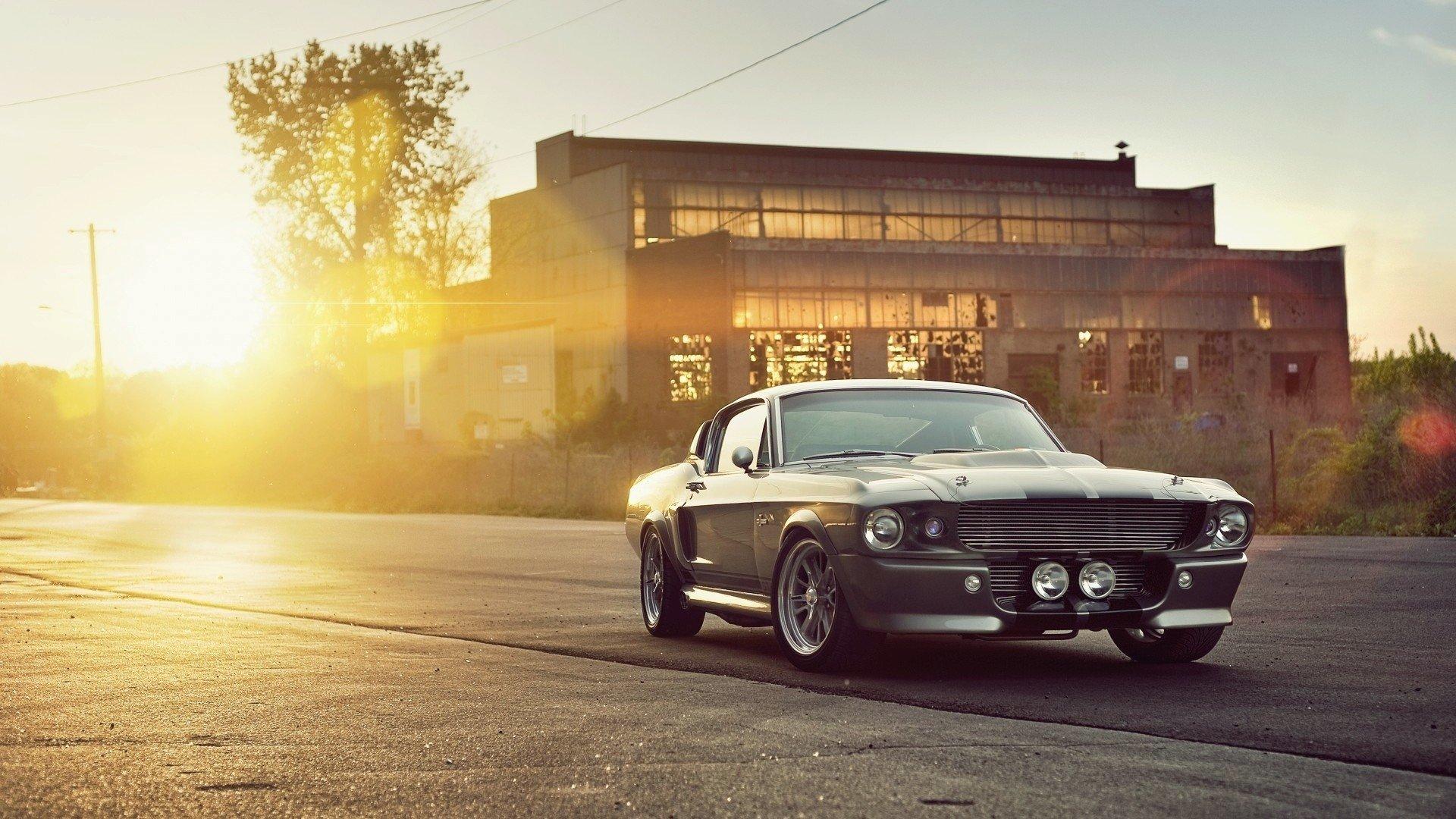 Ford Mustang 1967 Hd Wallpaper 1920X1080