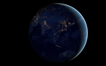 Earth - From Space Wallpapers and Backgrounds ID : 338056