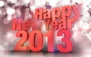 Holiday - New Year Wallpapers and Backgrounds ID : 338260