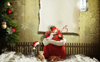Holiday - New Year Wallpapers and Backgrounds ID : 338291