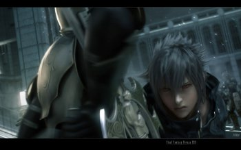 Video Game - Final Fantasy Versus XIII Wallpapers and Backgrounds ID : 338350