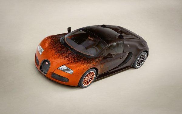 Vehicles Bugatti Veyron 16.4 Grand Sport Bugatti Car Bugatti Veyron HD Wallpaper | Background Image
