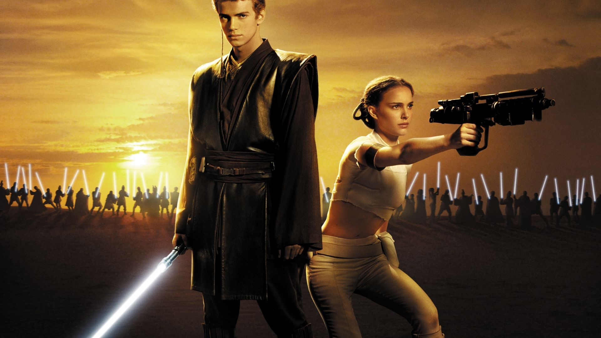 Star Wars Episode Ii Attack Of The Clones Hd Wallpaper Background Image 1920x1080 Id 339225 Wallpaper Abyss