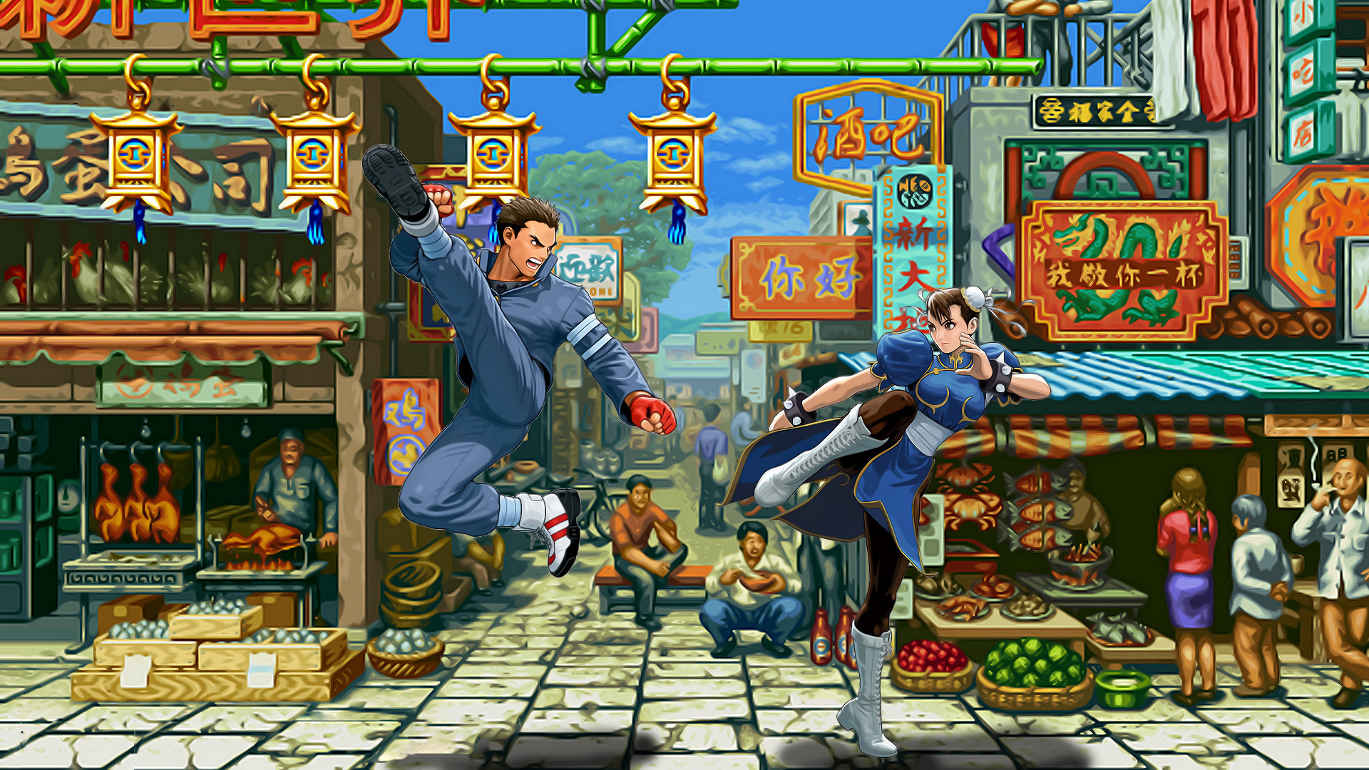 6 street fighter ii the world warrior hd wallpapers - Street fighter 2 wallpaper hd ...