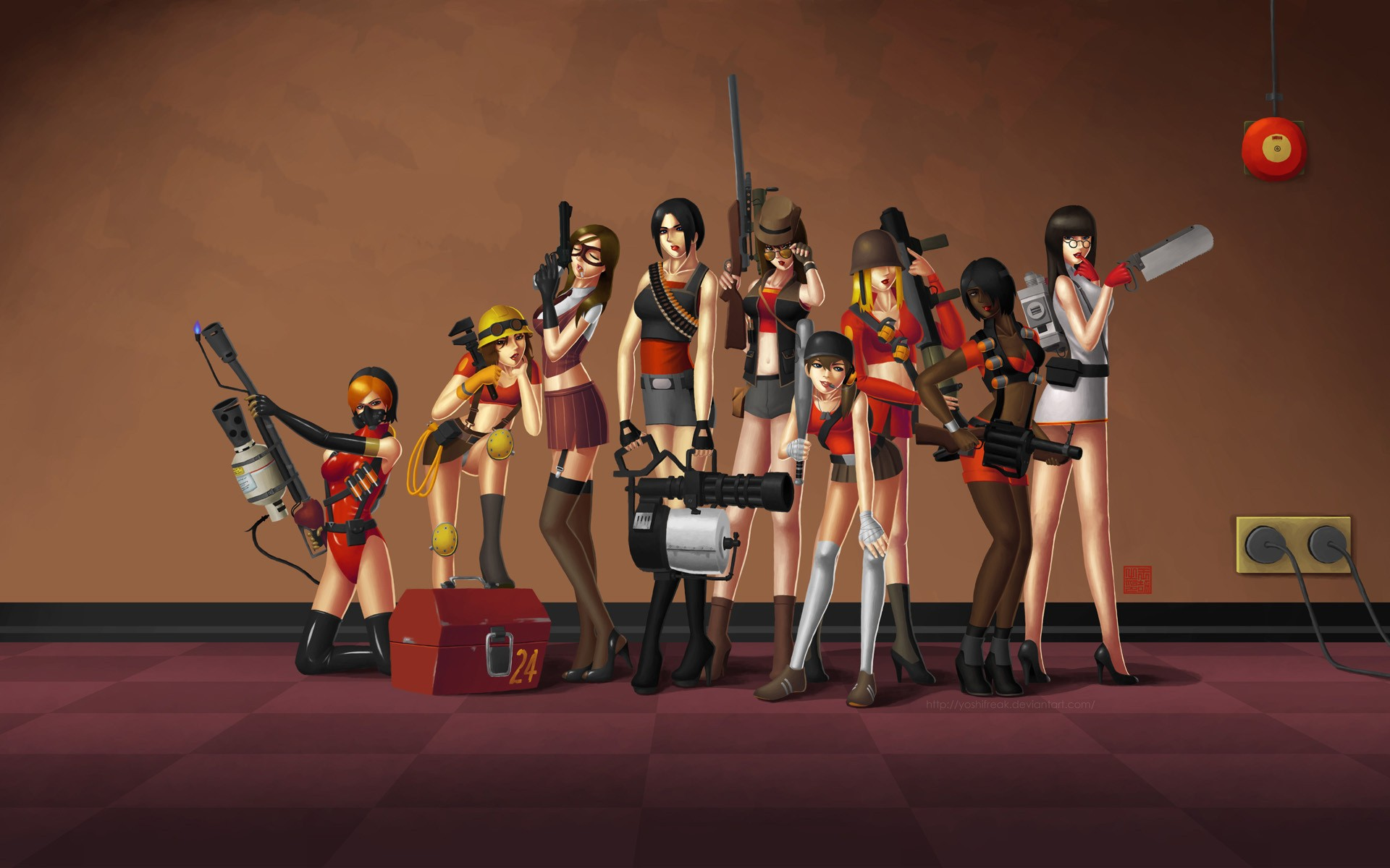 video game team fortress - photo #27