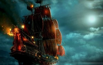 Fantasy - Ship Wallpapers and Backgrounds ID : 339161