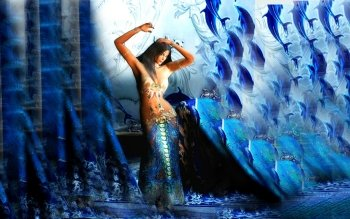 Fantasy - Mermaid Wallpapers and Backgrounds ID : 339192