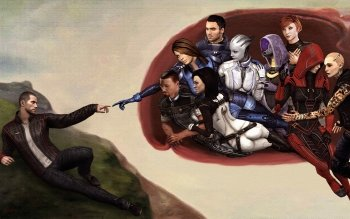 Video Game - Mass Effect 3 Wallpapers and Backgrounds ID : 339907