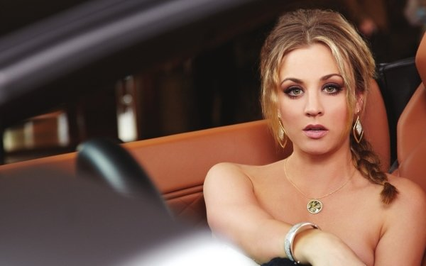 Celebrity - kaley cuoco Wallpapers and Backgrounds