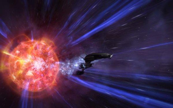 Video Game Mass Effect 3 Mass Effect Normandy SR-2 HD Wallpaper   Background Image