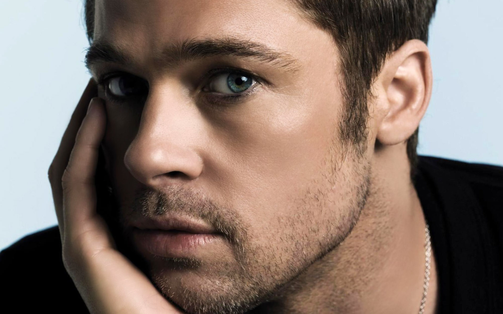 Brad Pitt Hd Wallpaper  Background Image  1920X1200  Id -9444