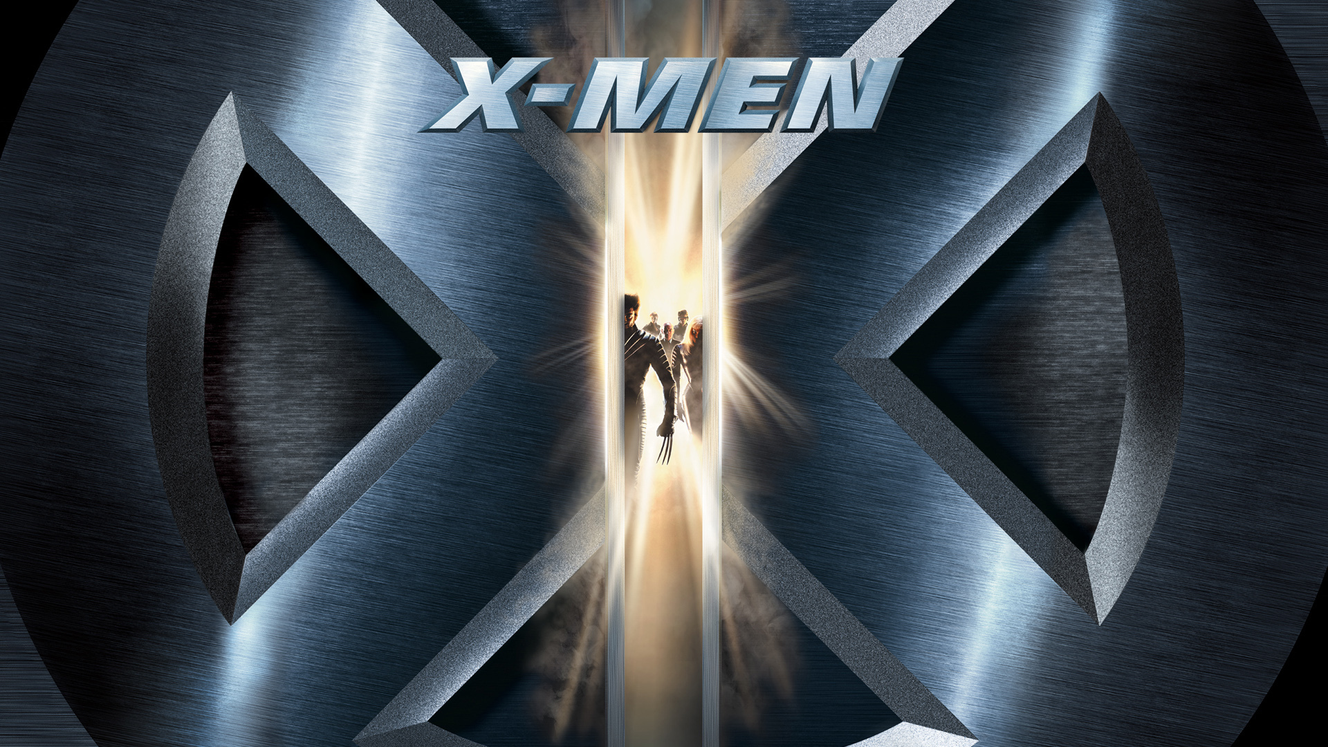 download next wallpaper prev wallpaperX Men Logo Wallpaper